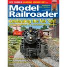 Kalmbach Books Model Railroader Magazine, August 2020