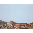 Walthers 949-703 Mountain to Desert Background Scene