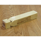 """Whistles Unlimited 4 Tone Wood Train Whistle, 8"""""""