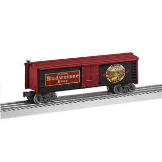 Lionel 2028220 Anheuser-Busch Brewing Wood, O Scale