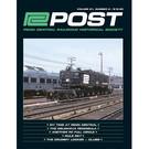 White River Productions POST, Penn Central RR Magazine Vol.21, #2
