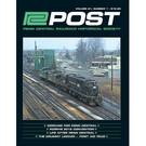 White River Productions POST, Penn Central RR Magazine Vol.21, #1