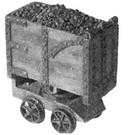 Durango Press DP-43 Mine Car Kit, HO Scale