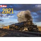 Kalmbach Books 2021 Trains Across America Calendar