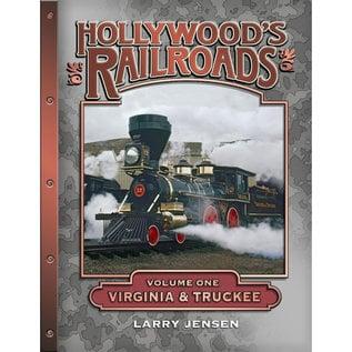 Cochetopa Press HRV-1 Hollywood's Railroads, Volume 1