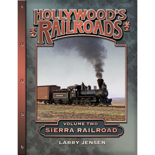 Cochetopa Press HRV-2 Hollywood's Railroads, Volume 2