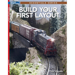 Kalmbach Books 12829 Build Your First Layout
