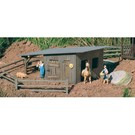 Piko 62247 Stable Stall Mit Remise, G Scale