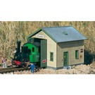 Piko 62044 Red River Loco-Shed, G Scale