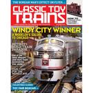 Kalmbach Books Classic Toy Trains Magazine, September 2020