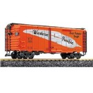 LGB 40919 Western Pacific Boxcar, G Scale