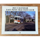 EPTC 2021 East Penn Traction Club Calendar