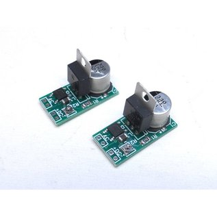 JW&A 20110 LED Lighting Regulator, 2 Pcs.