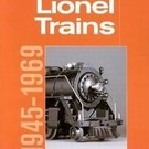 Kalmbach Books 108160 Repair and Oper. Manual Lionel 1945-1969