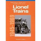 Kalmbach Books 108160 Repair and Oper. Manual Lionel 1945-1969