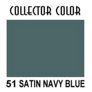 Collector Color 00051 Satin Navy Blue Collector Color Paint
