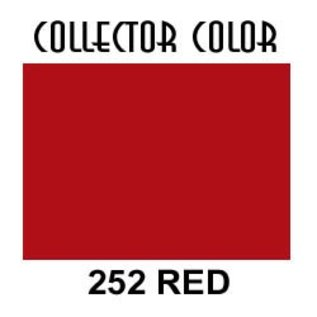 Collector Color 00252 Red Collector Color Paint