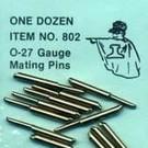 """Gargraves 802 GarGraves """"027"""" Mating Pins"""