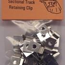 Gargraves 901-5 GarGraves Sectional Track Retaining Clip