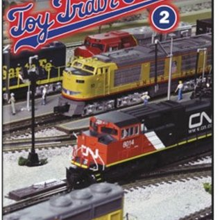 Tm Videos Toy Train Revue 2 Dvd Henning S Trains