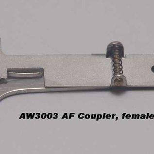 Model Engineering Works AW3003 American Flyer Std Gauge (female) Coupler