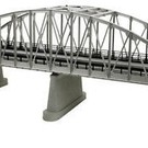 MTH 40-1101 Steel Arch Bridge/Silver