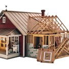 Woodland Scenics BR5845 Country Store Expansion, O Scale