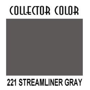 Collector Color 00221 Streamliner Gray Collector Color Paint