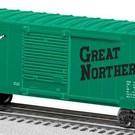 Lionel 6-15084 Great Northern Hi-Cube Boxcar #15084