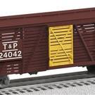 Lionel 6-27883 Texas & Pacific ACF 40-Ton Stock Car #24042