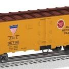 Lionel 6-17727 Mopac/Wabash Steel-sided Refrigerator Car #30790