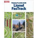 Kalmbach Books 108804 Track Plans for Lionel FasTrack