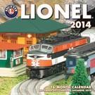 Lionel 9-31014 2014 Lionel Calendar