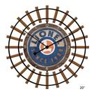 Lionel 9-33044 Lionel Railroad Clock