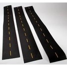 """Leisuretime Products 401 """"O"""" Mini Highways Straight Passing Zone Yellow, 9'"""