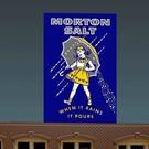 Miller Engineering 6061 Morton Salt Super Animated Neon Sign