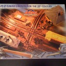 Atlas O 21 O gauge layouts for the 21st century: Atlas 21st century track system