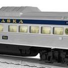 Lionel 6-38428 Alaska Budd Powered RDC (Conv. LOCO #711)