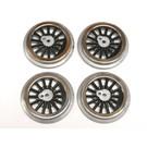 Model Engineering Works BAL-8B Blk Spoke Steam Wheels 385/ 392/400/1835 - 8:32