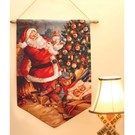 Lionel 9-33056 Santa's Finishing Touch Wall Hanging