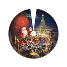 Lionel 9-33075 Polar Express 'Santa in Sleigh' Tree Skirt