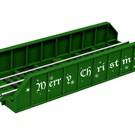 Lionel 6-81249 Christmas FasTrack Girder Bridge