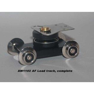 Model Engineering Works AW1102 4-Wheel Lead Truck Complete