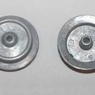 Model Engineering Works DW1080 Dorfan Wide Gauge Die-cast Zinc Wheel. 2Pc