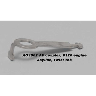 Model Engineering Works AO-3002 Tender Coupler, #120, Twist End