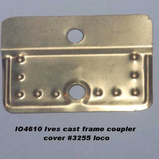 Model Engineering Works IO4610 Coupler Cover