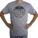 Lionel 9-51022 MED T-Shirt Lionel Lines, Medium