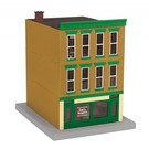 MTH 30-90488 Tom's Toggery 3-Story City Building