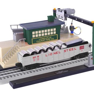Lionel 6-82029 Command Controlled Culvert Loader