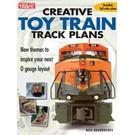 Kalmbach Books 108350 Creative Toy Train Track Plans